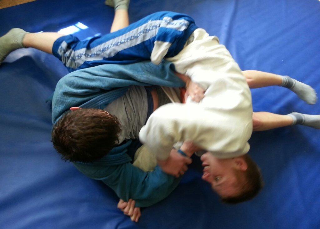 Детский Военно-спортивный клуб