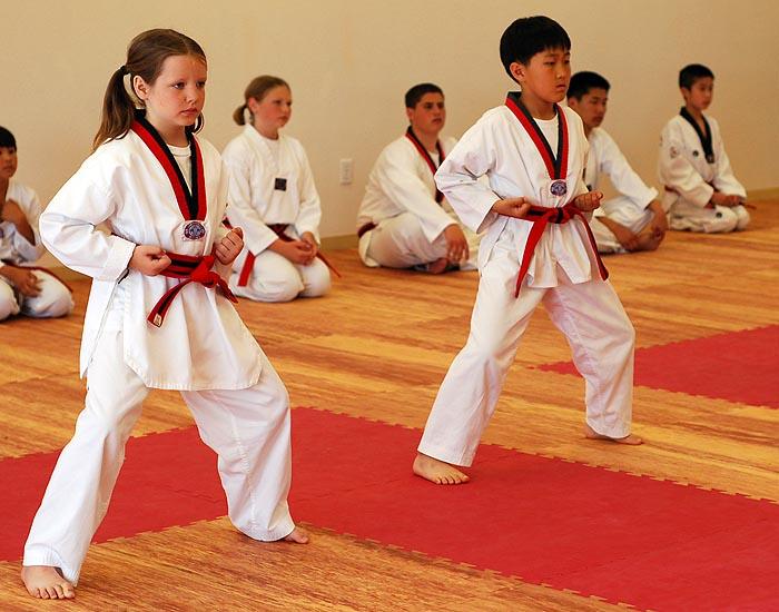 Детская Академия Тхэквондо